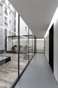 Dior OFFICE Paris —  Antonio Virga Architecte