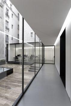 Dior OFFICE Paris —  Antonio Virga Architecte