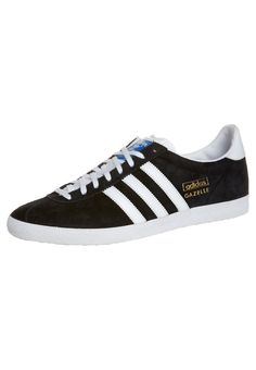 brand new c5b7f 8559e GAZELLE - Trainers - schwarz  Zalando.co.uk 🛒