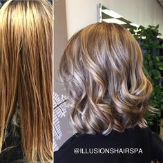 Hight Light, Hair Spa, Hair Brained, Long Hair Cuts, Vogue Magazine, Low Lights, Color Correction, Haircuts For Men, Light In The Dark