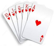 Heart Cards – A one minute valentines day party game in which each couple has to sequence the heart cards.
