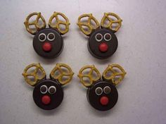 Oreo Reindeer | 22 Mouth Watering Ways To Eat An Oreo