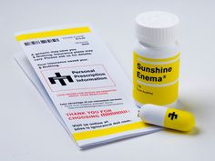 Sunshine Enema | Packaging of the World: Creative Package Design Archive and Gallery