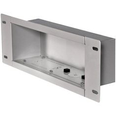 Peerless-AV IBA3-W In-Wall Metal Box with Knockout (Medium)