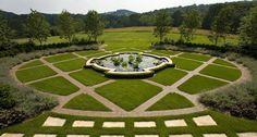 Kunstvolle Landschaft Im Garten Gestalten Mit 15 Kreativen Ideen #garten  #gestalten #ideen #