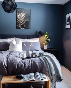 .. Nighty Night, Damon, New Room, Decoration, Interior Styling, Comforters, Minimalism, Bedroom Ideas, Beautiful Places
