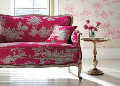 Love pink? A good colour consultant can make even the brightest hues feel homey..