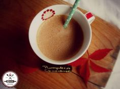 Sütőtökös forró csoki Coffee, Tableware, Kaffee, Dinnerware, Tablewares, Cup Of Coffee, Dishes, Place Settings