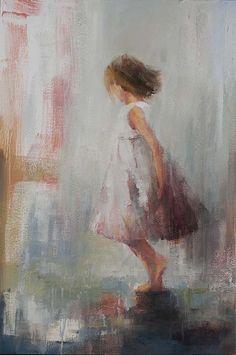Spellbound by Angela Nesbit Oil~ 36x24