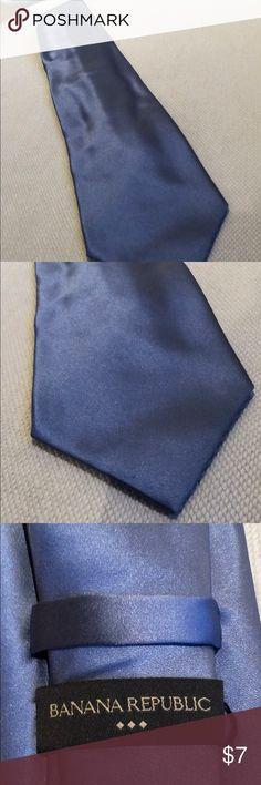 693b36cd092 Banana Republic Light Blue Tie. Banana Republic Light Blue Tie. Very nice  solid light