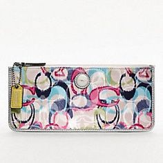 POPPY IKAT PENCIL CASE...i need this penicl pouch!!