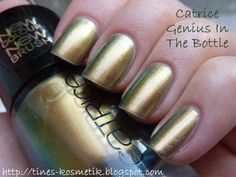 Tines Kosmetikblog: Catrice Genius In The Bottle