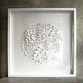 Botanical Hand Crafted Wall Art