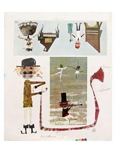 Ilustración Acosta Moro, años 60