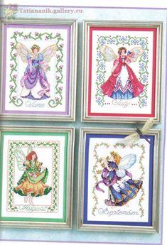 Gallery.ru / Фото #92 - Donna Kolers Cross Stitch Gifts - Tatiananik
