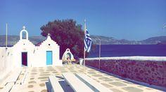 Mykonos, Greece © Christoph Bugram / Restplatzbörse Hotels, Mykonos Greece, Strand, Fair Grounds, Fun, Travel, Travel Advice, Vacation, Viajes