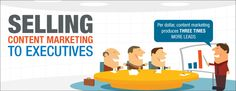 How to sell content marketing to executives