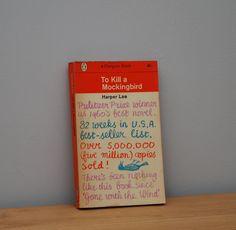 Vintage Penguin book - To Kill a Mockingbird by Harper Lee - from LostPropertyVintage, £18.00