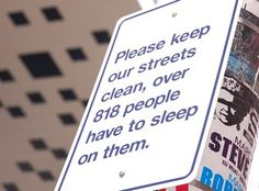 clean streets homelessness in toronto