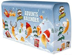 Pringles Dose, Adventure Time Characters, Calendar 2017, Toy Chest, Christmas Time, Disneyland, Miniatures, Advent Calendars, Sour Cream