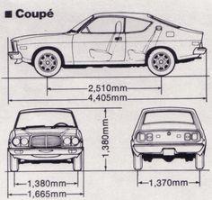 Mazda scrum wagon blueprint pinterest mazda mazda luce blueprint malvernweather Gallery