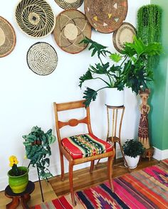 Rule #1 to #JungalowStyle ? Don't be boring. Rule #2? Add plants. #3 don't be afraid to mix it up. And remember...if your not having fun, you're doing it wrong!! ✌🏾️🌿🌵🌿🌴🍃🌿🌵 #jungalowrules