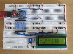 How To Read And Write The EEPROM Of Arduino