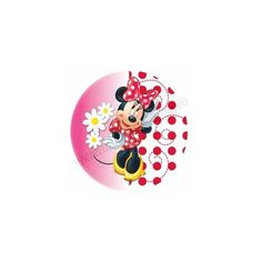 Minnie Mouse Wafer Disc - B
