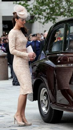 Kate Middleton Photo - Jubilee closing service