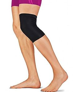 3a4eed7ac8 Knee Compression Sleeve - Men and Women's Leg Compression Sleeves - True  Graduated Compression - Calf Guard Shin Splints Sleeves - Great for  Basketball, ...