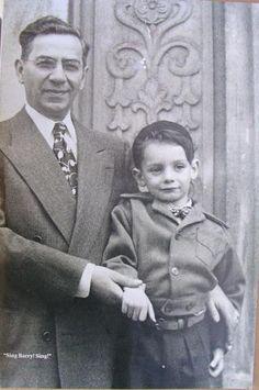 Grandpa Joe and Barry