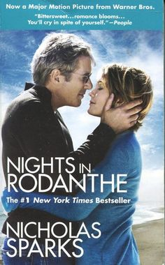 Author: Nicholas Sparks Publisher: Grand Central Year: 2008 Print: 1 Cover Price: $7.99 Condition: Very Good Plus Genre: Fiction