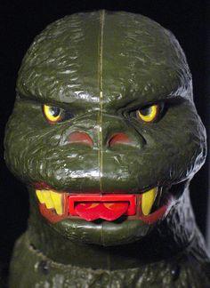 Godzilla - Mattel, 1977.