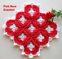 \ PINK ROSE CROCHET /: 28/07/13 - 04/08/13