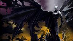 Dope Batman Artwork
