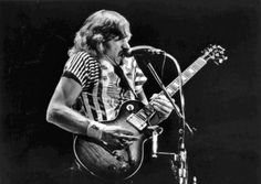 LA Times - Concerts at the Forum   The Eagles  March 1, 1980: Joe Walsh with the Eagles at the Forum.