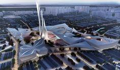 Zaha Hadid architecture 12.