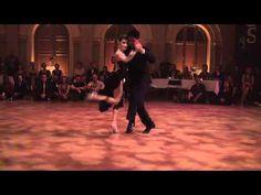 Sebastian Arce & Mariana Montes, Frostbite tango 2012, tango 1