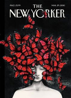 The New Yorker, March 29 2010 #magazine #cover