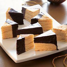 Baumkuchenspitzen Rezept | Küchengötter