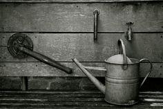 Watering Can, Watts Chapel, Compton, Surrey, Richard Donkin