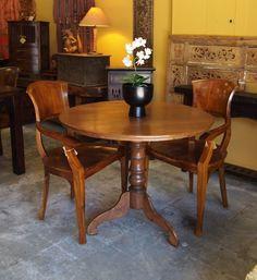 Incroyable Teak Colonial Table U0026 Teak Chairs From GadoGado.com. Indonesian / Bali  Furniture.