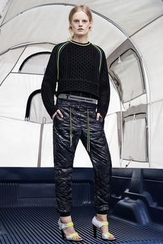 Brian Edward Millett - The Man of Style - T by Alexander Wang fall 2014