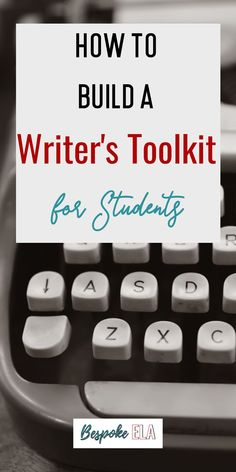 A writer's toolkit is a resource for students to use as a reference guide during writing workshop. A writer's toolkit can take the form of a digital folder or even physical folder. Both options can work for students depending upon the needs of your students— or your individual preference.Here are the basic steps for building a writer's toolkit for students to use during writing workshop throughout the school year. #writingworkshop #writersworkshop #essaywriting #essay #englishteacher Writing Mini Lessons, Essay Writing Tips, Writing Skills, Topic Sentences, List Of Skills, Argumentative Essay, Writing Workshop, Student Work, Lesson Plans