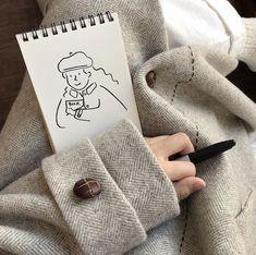 Beige Aesthetic, Korean Aesthetic, Aesthetic Photo, Aesthetic Pictures, Japanese Aesthetic, Character Illustration, Illustration Art, Art Sketches, Art Drawings