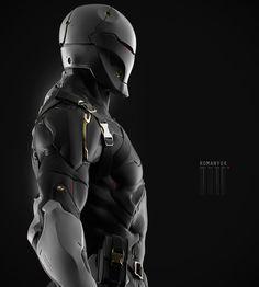 Metal gear by Yuriy Romanyk | Fan Art | 3D | CGSociety