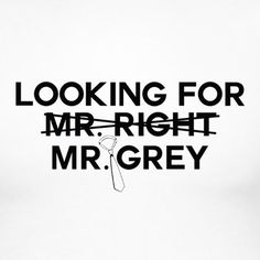 Fifty shades of grey - Christian ♥