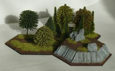 Modern Wargamer: My (over) ambitious terrain project and more.....