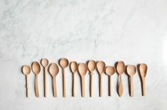 Sir Madam Large Wooden Spoons
