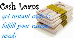 An urgent financial crisis can pop up at the point of life and then suffer from anxiety and stress. That's why we offer Cash Loans to the people facing such crisis. We always help you to meet your cash needs quickly without any collateral. Easy available loans even with bad credit. Apply Today! http://www.paydayloansnobankaccount.co.uk/cash-loans.html
